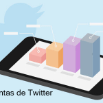 post informe cuenta twitter