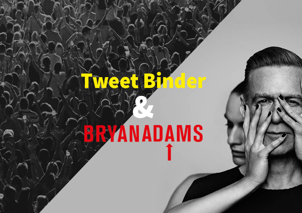#BryanAdamsGetUp