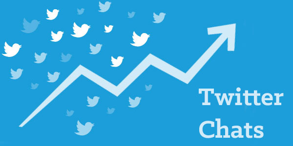 Twitter chats analytics