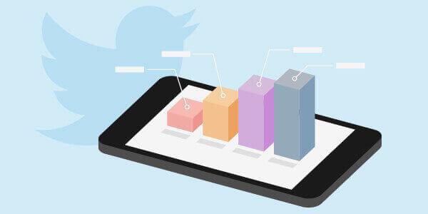 post seguir hashtags de Twitter