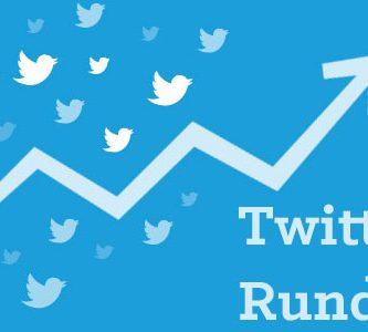 Twitter rundown by Tweet Binder
