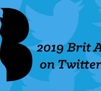 Brit awards on Twitter 2019
