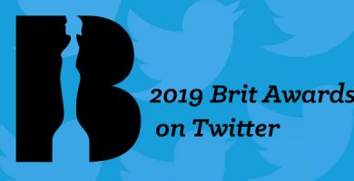 Brit awards on Twitter 2019