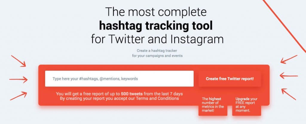 TweetBinder is a Twitter and Instagram analytics tool