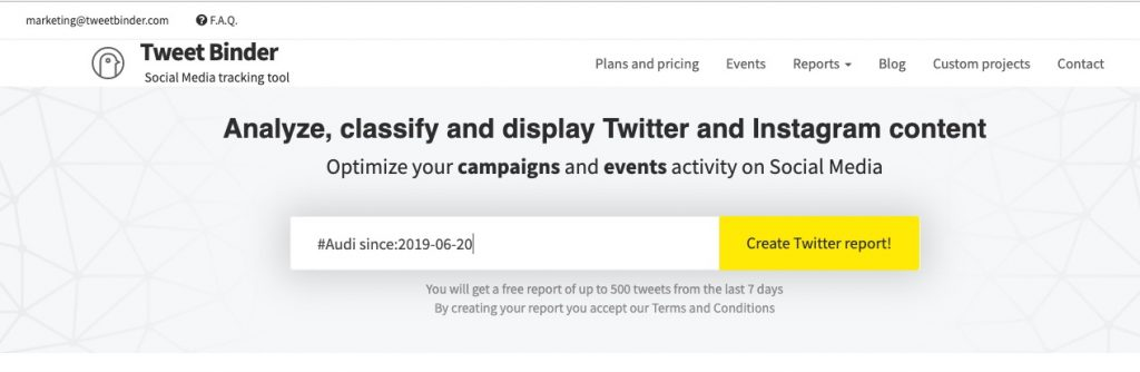▷ Twitter Advanced Search - How to find old tweets and more