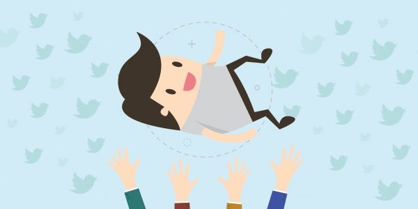 Top Twitter accounts 2019