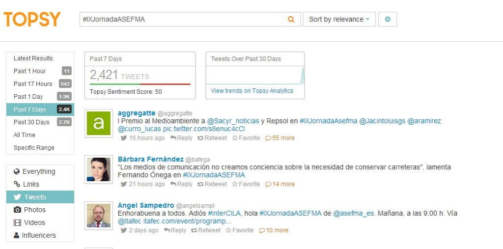 🔥 Tweet Binder as an Alternative to Topsy for Twitter Analysis 🔥