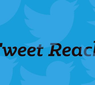 Calculate the tweet reach of your Twitter posts