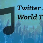 Twitter music tours powered by Tweet Binder