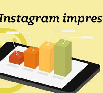 Get Instagram impressions