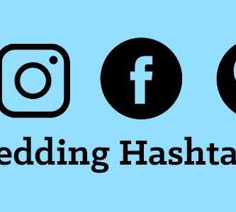wedding hashtags generator