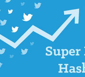 Super Bowl Hashtag analysis