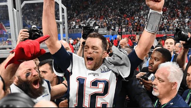Tom Brady Trending forever on Twitter