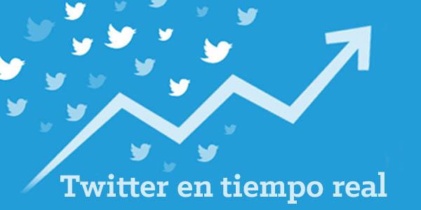 Análisis de Twitter en tiempo real