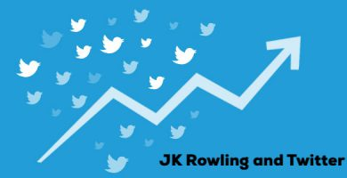 JK Rowling and twitter featured image