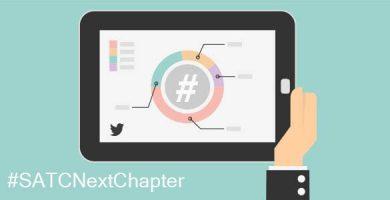 #SATCNextChapter Twitter analysis