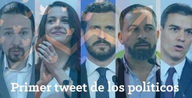 tweets políticos España