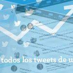 Cómo ver todos los tuits de un informe