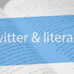 literature and twitter